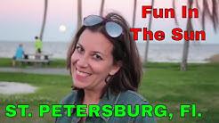 FullTIME RV LIVING - St Petersburg Fl.