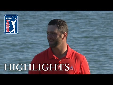 Jon Rahm's winning highlights from Hero World Challenge 2018