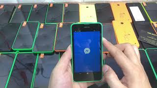 Nokia Lumia 630 Nguyên zin . Zalo Facebbook Youtube sài 2-3 ngày pin
