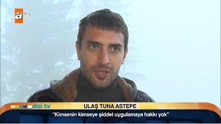 Sen Anlat Karadeniz Setinden Özel Röportaj  Tahir - Ulaş Tuna Astepe