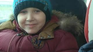 2019-02-26 г. Брест. Проект «Юркас» - «Добрая дверь».  Новости на Буг-ТВ. #бугтв