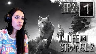 LIFE IS STRANGE 2 Episode 2 Walkthrough Part 1 - LONE WOLVES