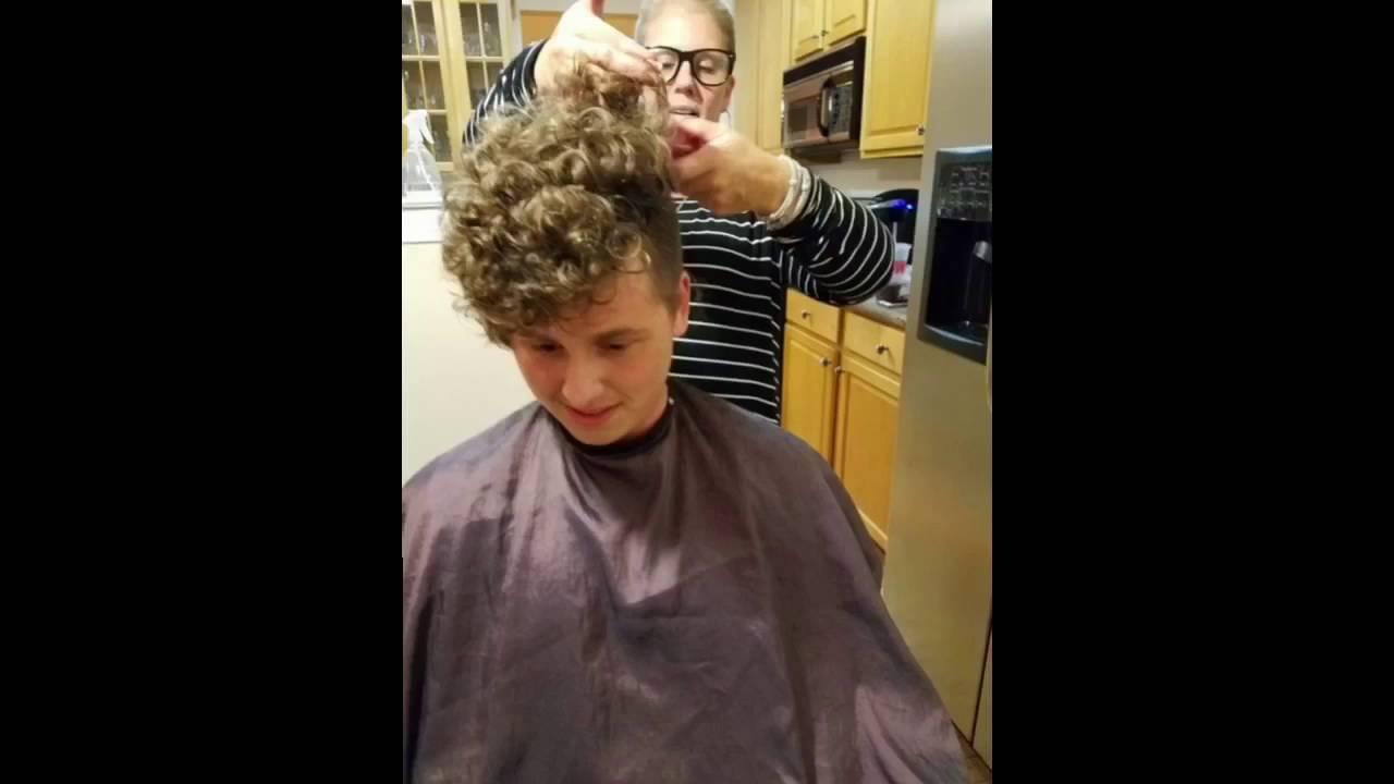 Air Force Rotc Haircut Photos Youtube