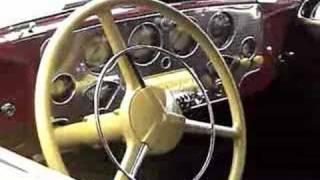 Classic Car Concours -- Rancho Santa Fe, Calif.
