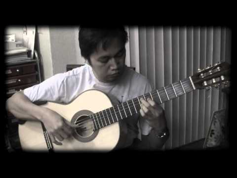 Sampaguita - D. Paterno (arr. Jose Valdez) Solo Classical Guitar