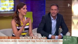 Feke Pál gyerekként olyan volt, mint Szabó Bence? - tv2.hu/mokka