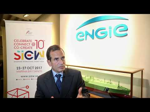 SIEW 2017: Interview with Didier Holleaux, Executive Vice President, ENGIE