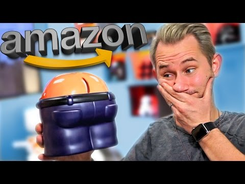 Thumbnail: 10 Strange Things On Amazon!