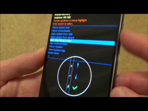 (42)60 SEC. or LESS: How to Factory Reset an Android Mobile Phone (Hard Reset)