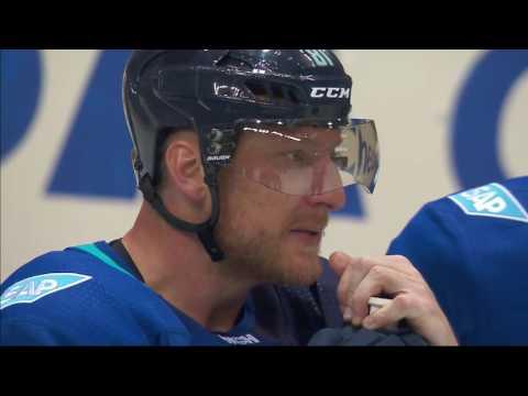 Canada celebrates winning World Cup of Hockey