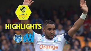 Estac troyes - olympique de marseille ( 2-3 ) - highlights - (estac - om) / 2017-18