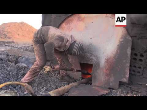 Oil refining on the cheap in Syria's north