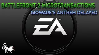 The EA Quarterly Call, Battlefront 2 Microtransactions, and Bioware
