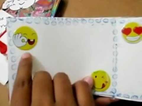 Hand made Story books for kids-Part 1
