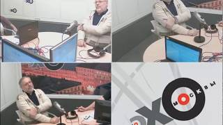 Рейтинг П.Н. Грудинина  за 3 мин. на ЭХО Москвы
