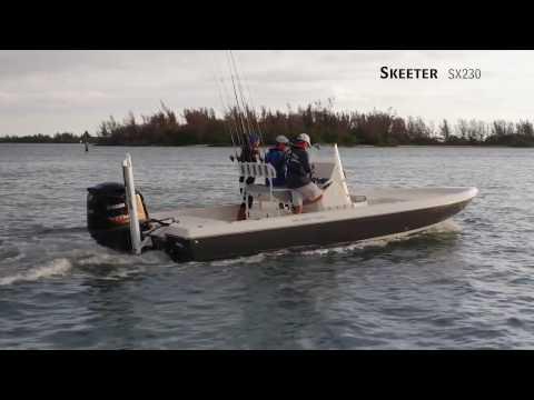 Florida Sportsman Best Boat - Carolina Skiff 24, Skeeter 23 Bay, Blue Wave 2400 Bay
