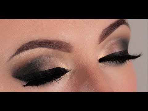 Smouldering Smokey Eye