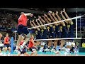 Volleyball 6 - Person Block !? Funny Volleyball Videos (HD)