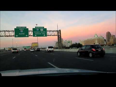 I-35 San Antonio Texas