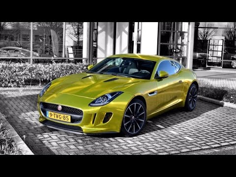 golden jaguar f type youtube. Black Bedroom Furniture Sets. Home Design Ideas