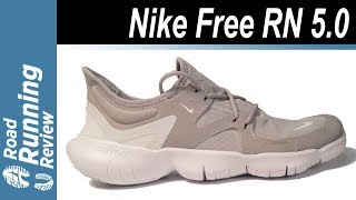 Nike Free RN 5.0 Preview  Lo mas parecido a correr descalzo