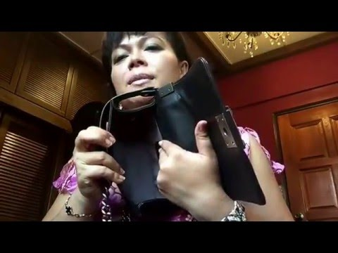 b9bf58ac9811 Chanel Le Boy in ruthenium review - small - YouTube