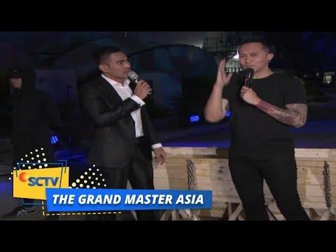 Atraksi Demian Berhasil Buat Robby Purba Tercengang - The Grand Master Asia