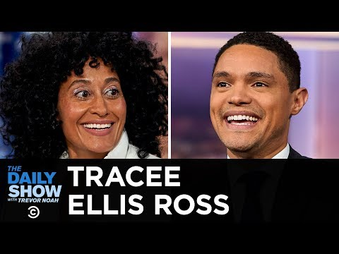 "Tracee Ellis Ross - ""Mixed-ish"" and Pattern Beauty  
