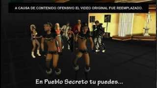 PUEBLO SECRETO -  Fiestas en mundos virtuales [HD] *c