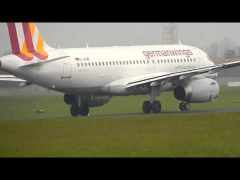 Lufthansa Group Compilation at Dublin Airport!!