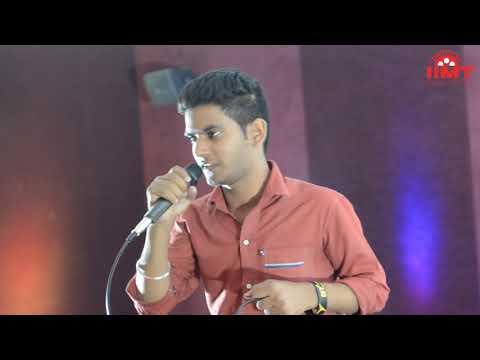 Adarsh Panday || Ae dil hai mushkil - GRAND Gala Semi Final || IIMT Media