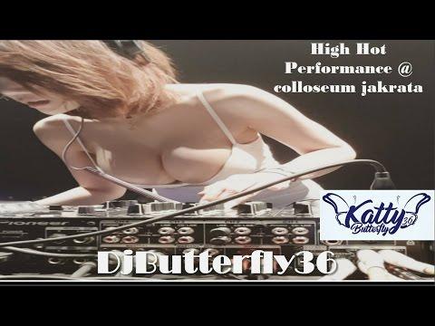 Djbutterfly36 high performance 2017 @colosseum jakarta Maret 2017