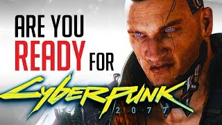 10 Reasons We're Excited for Cyberpunk 2077