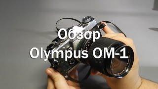 обзор фотоаппарата Olympus OM-1