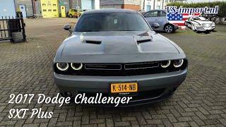 2017 Dodge Challenger SXT plus   VS-import.nl