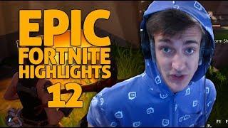 Ninja - Fortnite Battle Royale Highlights #12