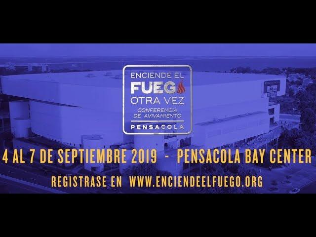 Enciende El Fuego Otra Vez - Pensacola, Florida 4 al 7 de septiembre 2019
