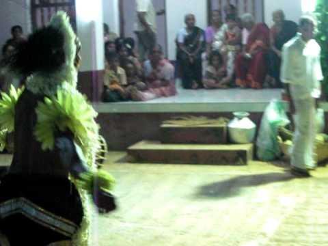 Bhoota Kola at Mangalore