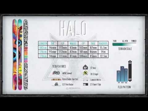 Armad Skis 2012/13 Halo Review with Mike Hornbeck