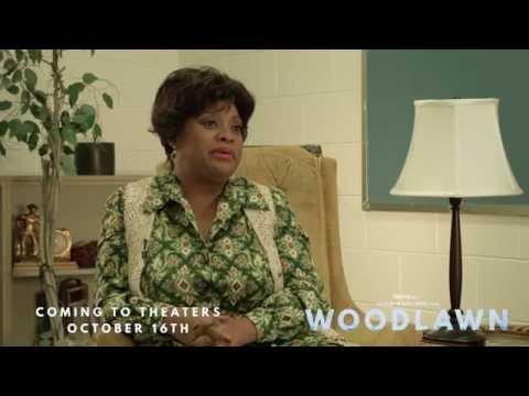 "Woodlawn: Sherri Shepherd ""Mama Nathan"" Behind the Scenes Movie Interview"