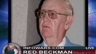 The Alex Jones Show with Red Beckman 2-4-2010 Pt. 5