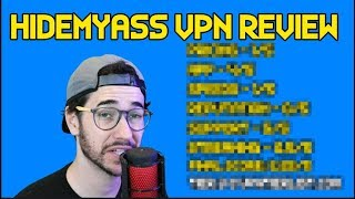 HideMyAss VPN Review - Slowest VPN Yet?