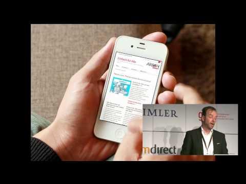 re:publica 2013 - Tomas Caspers: Innovationsbeschleuniger gesucht! - Wie wär's mit Barrierefreiheit? on YouTube