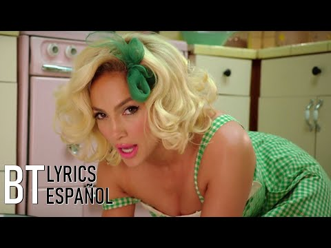 Jennifer Lopez - Ain't Your Mama (Lyrics + Español) Video Official