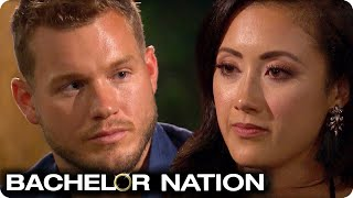 Sydney Decides Colton Is Not The Guy For Her | The Bachelor US