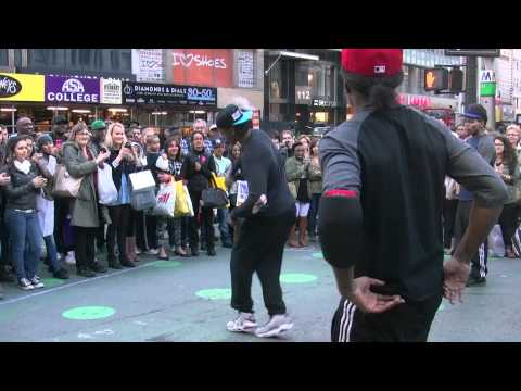 Manhattan Broadway & 34st performers PAPA americano
