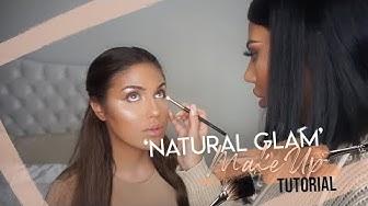 """Vakili sisters do """"natural"""" GLAM"""