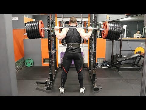 TESTING MY 1 REP MAXES | Squat & Deadlift 1RM | How to Test Your 1 Rep Max