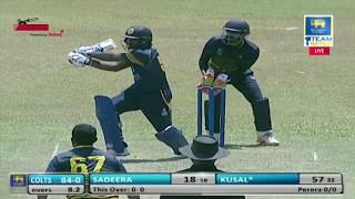 Kusal Janith Perera blasts 38-ball 64