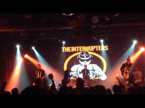 The Interrupters - On a Turntable @...